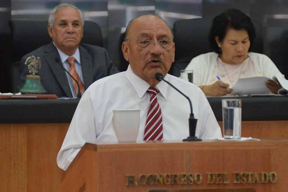 """""""Nuestro mayor respeto a los trabajadores"""": Dip. Esteban Ojeda"""
