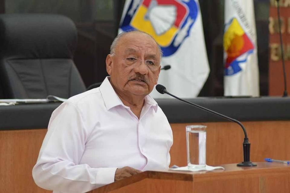 Respetamos profundamente la autonomía de la UABCS: Dip. Esteban Ojeda Ramírez