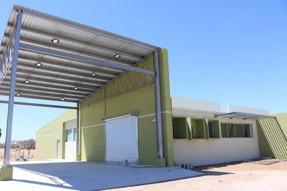 Construye ISIFE edificios en UABCS de Los Cabos y UNITEC de La Paz
