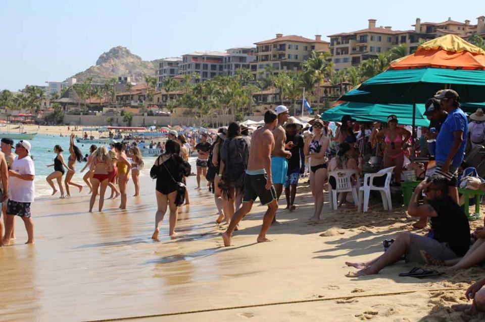Espera BCS ocupación hotelera del 100% en Semana Mayor