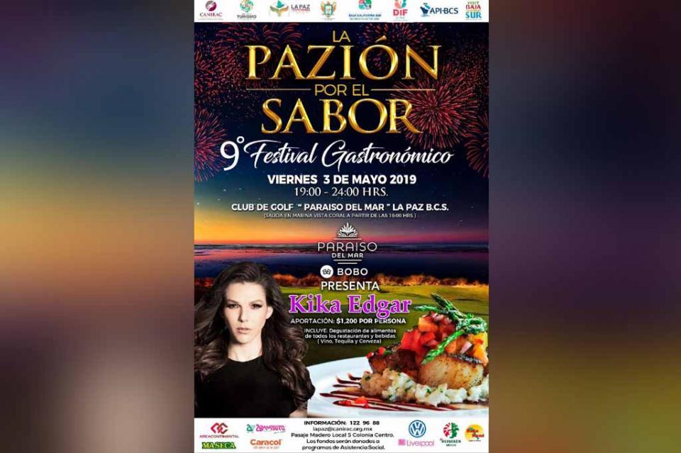 """Invita SETUES a Festival Gastronómico """"Pazion por El Sabor"""""""