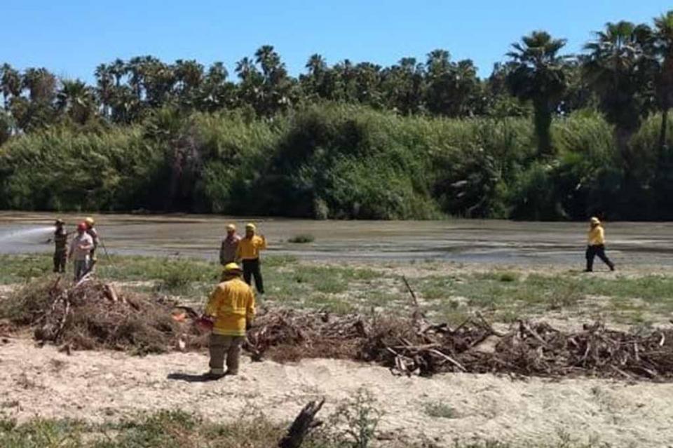 Activa SETUES, equipo estatal de manejo de incidentes en Estero San José