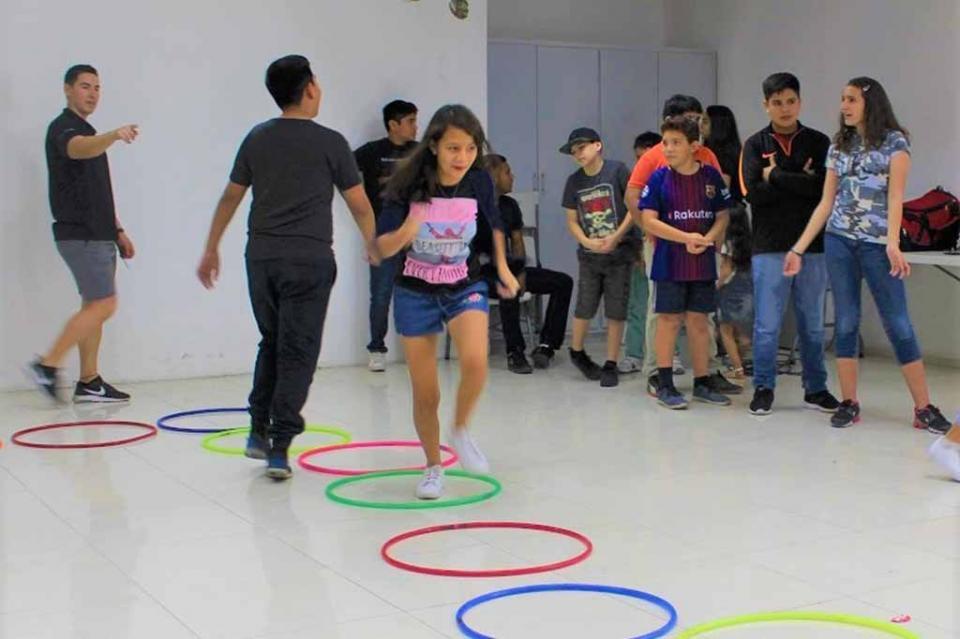 Se promueve la activación física para un sano desarrollo: Salud