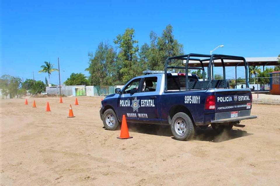 Actualiza PEP sus conocimientos en Conducción Policial