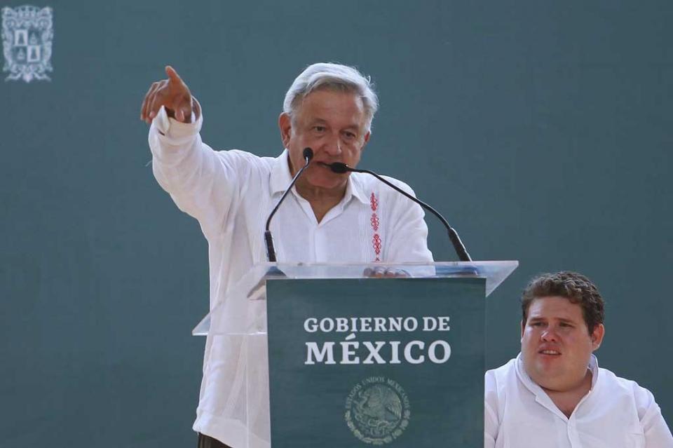 Habrá inversión de EUA en el Tren Maya, confirma López Obrador