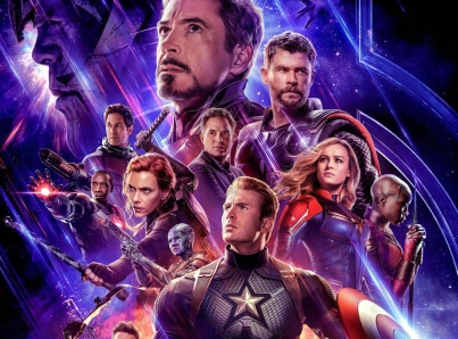 """""""Avengers Endgame"""" rompe récords de taquilla"""