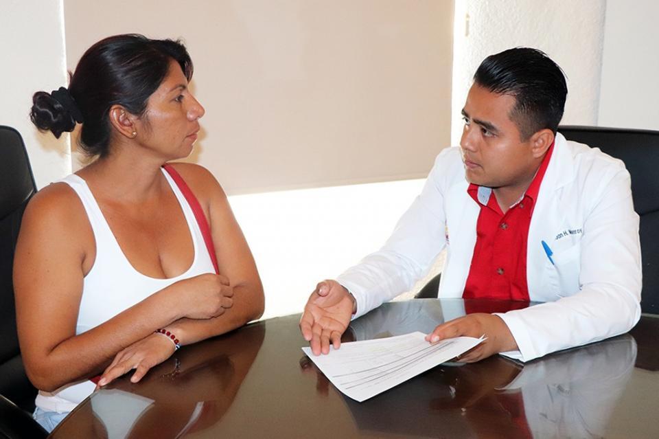 Agradecen ciudadanas de Cabo San Lucas el servicio gratuito de mastografías