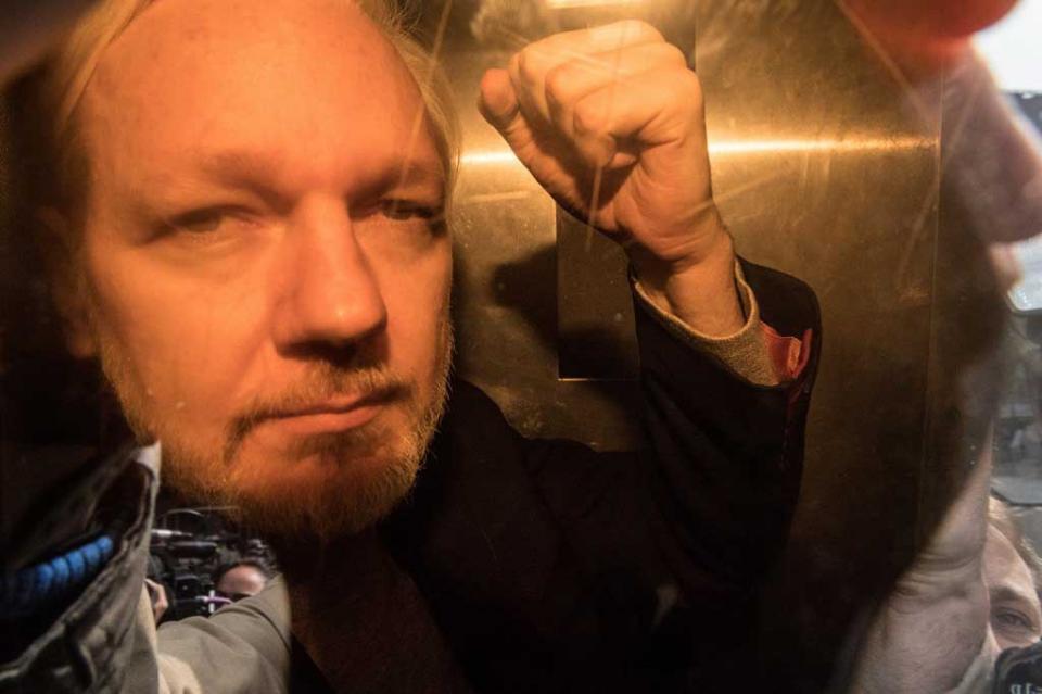 Assange advierte que luchará para evitar su extradición a EUA