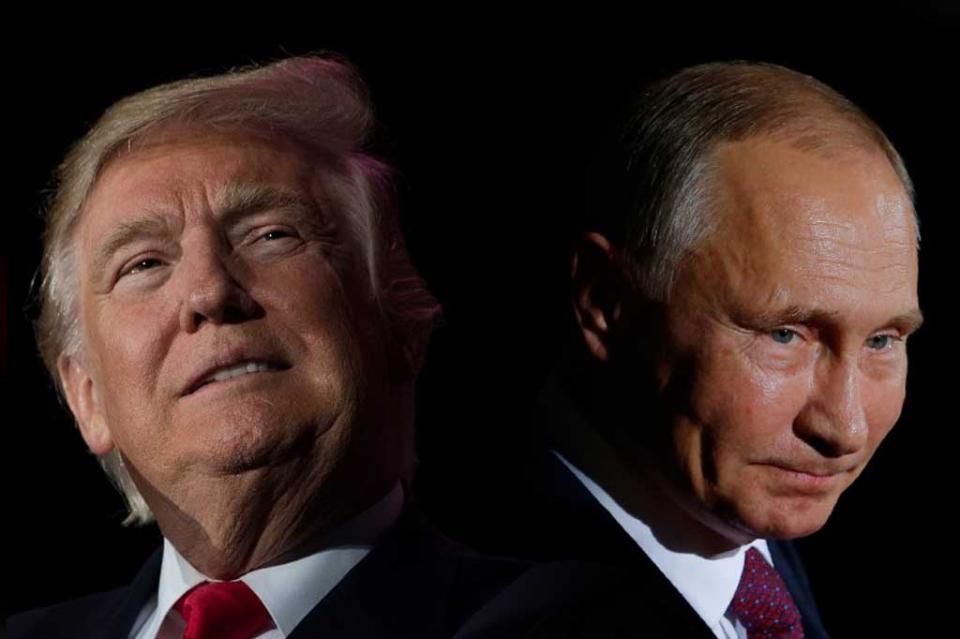 Trump y Putin analizaron la situación de Venezuela en una llamada telefónica