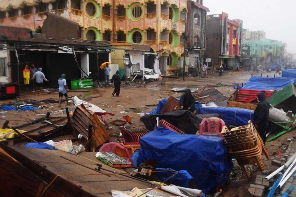 El ciclón Fani azota el este de India y Bangladesh y deja tres muertos