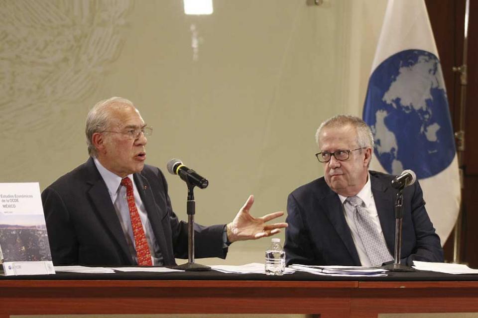 Pemex requiere reestructura profunda porque pone en riesgo al país: OCDE
