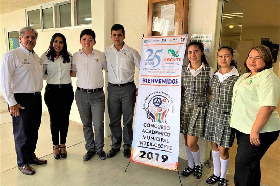 Gran expectativa por el Concurso Académico Estatal  INTER- CECYTE