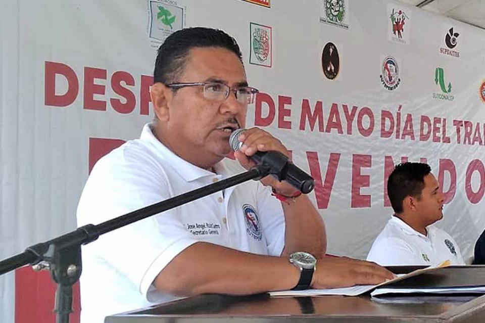 Las necesidades de trabajadores cubiertas al 100% por la cercanía con autoridades municipales: José Ángel Ruiz