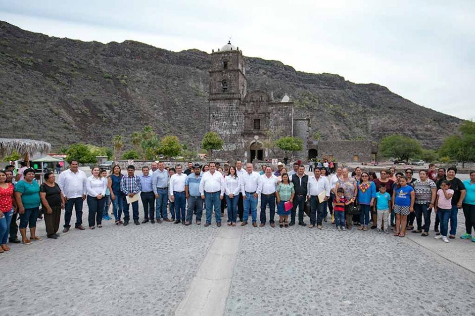 Comunidad de San Javier se integra a red de telecomunicaciones
