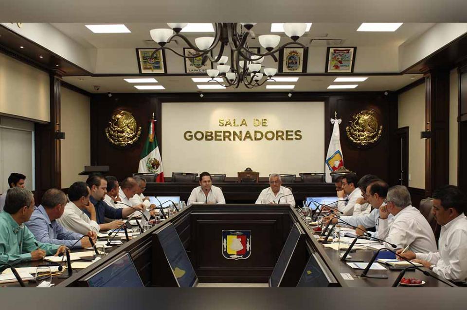 Sesiona gabinete de economía y sustentabilidad