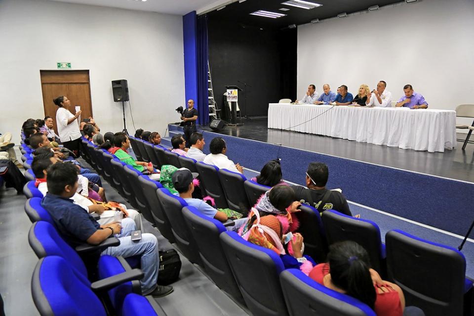 En Sesión del Consejo Consultivo de Asuntos Indígenas se anunció que en este mes se realiza el censo en Los Cabos