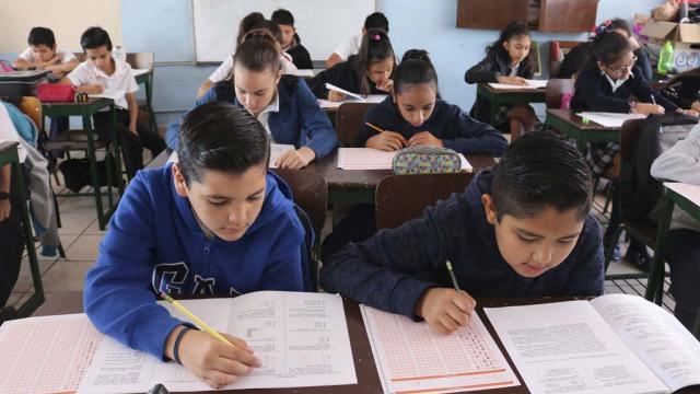 Viajarán a la ciudad de México 14 alumnos de BCS ganadores de la Olimpiada del Conocimiento