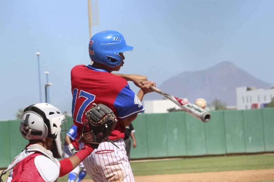 Arranca el estatal juvenil de béisbol