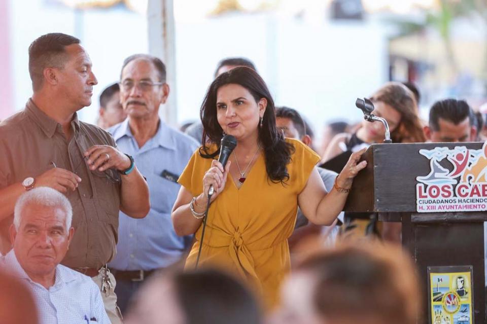Lo más importante es la Seguridad de las familias y dar certidumbre de la tenencia de la tierra: Armida Castro