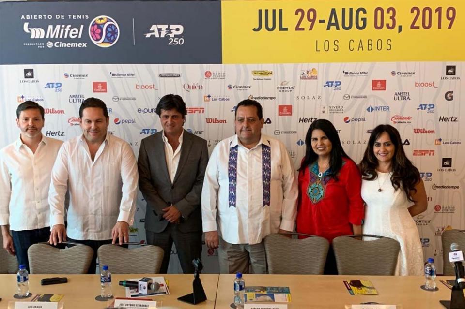 Se construirá la primera Cancha de Tenis Pública en CSL anuncia Gobierno de Los Cabos