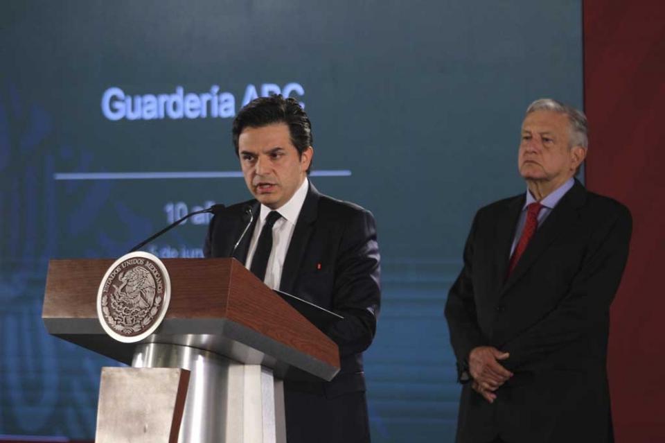 IMSS presentó denuncia por caso de Guardería ABC, confirma Zoé Robledo