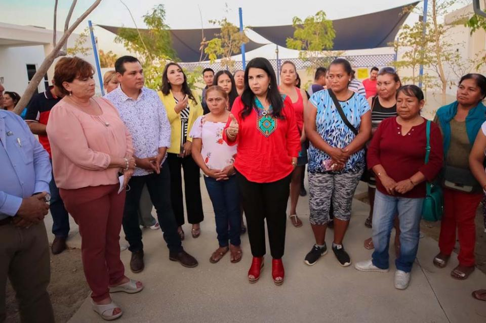 Escuchar y atender a la ciudadanía es una de nuestras prioridades afirma alcaldesa Armida Castro