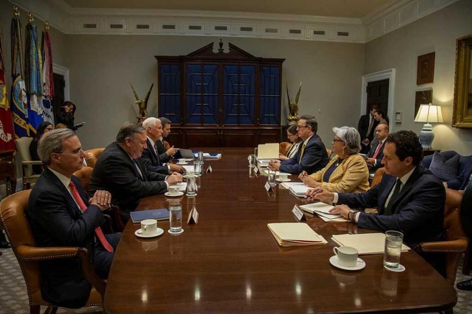 México y EUA extienden negociaciones sobre aranceles: Ebrard
