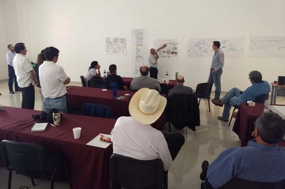 Colabora UABCS en proyecto para conformar observatorios socioecológicos en zonas áridas del noroeste