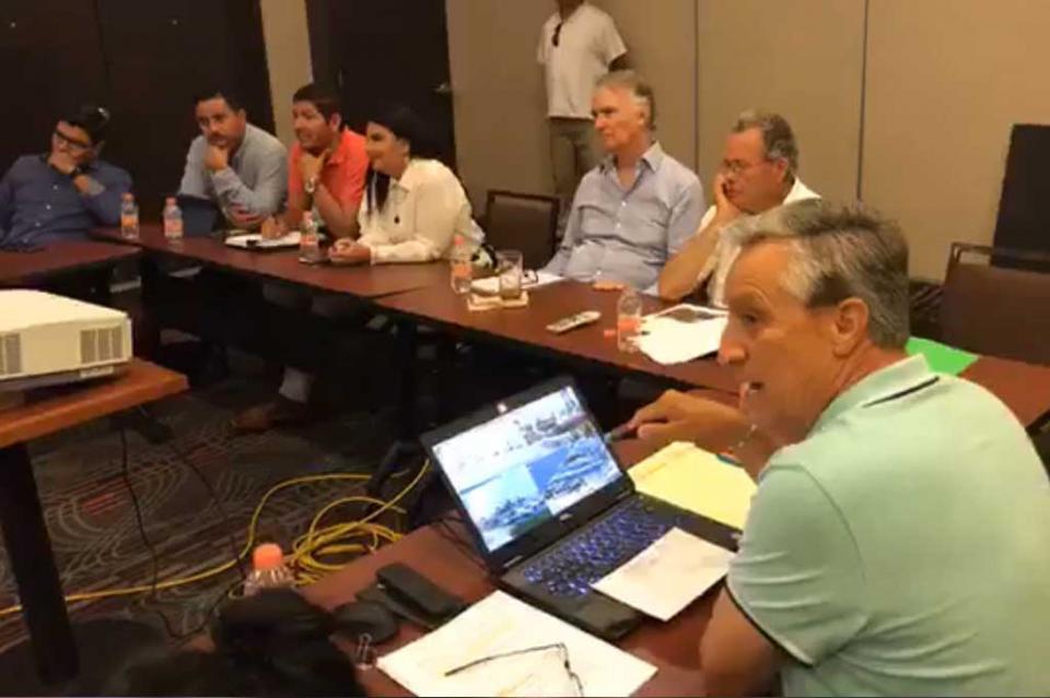 Acuerdan Questro y Gobierno Municipal fideicomiso para rescate del estero