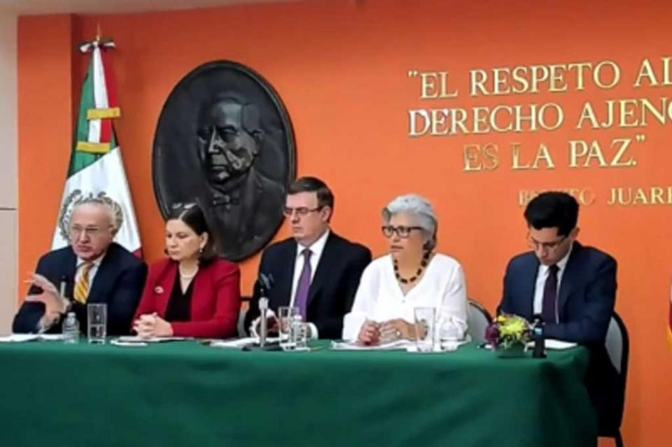 Gobierno mexicano evalúa posibles represalias ante aranceles de EUA