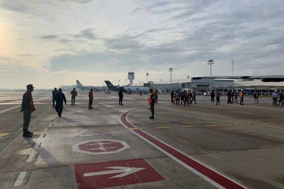 Continúa repatriación de migrantes; México retorna a 108 hondureños