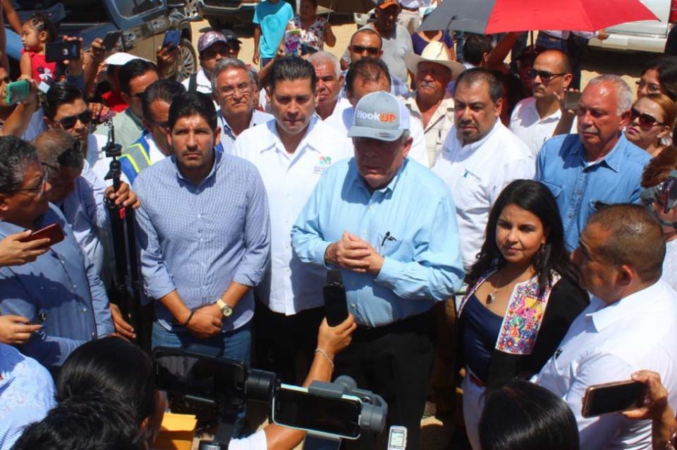 Si familias de Chula Vista están en riesgo no habrá ninguna negociación, se procederá con la reubicación: Cota Montaño