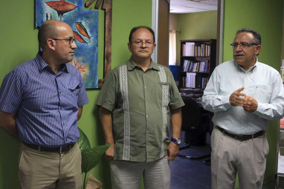 Designan nuevo director de Investigación y Posgrado en la UABCS