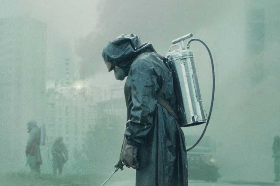 """Elogios y críticas en Rusia para la serie """"Chernobyl"""""""