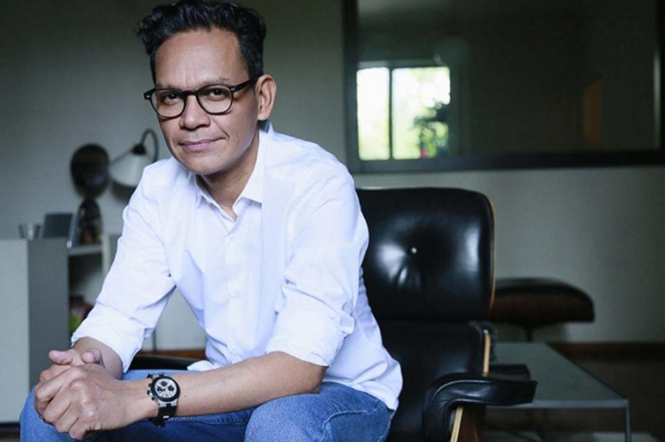 Ernesto Contreras invita a comunidad fílmica a enfrentar los cambios
