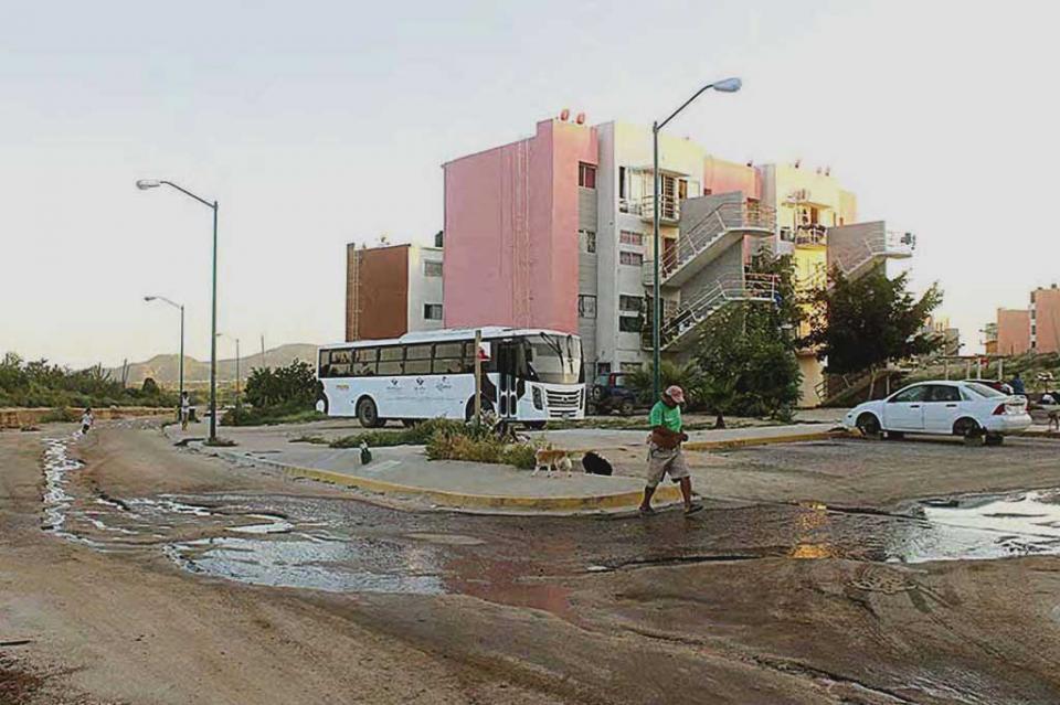 Todo listo para el recorrido a zonas de alto riesgo del municipio de Los Cabos por funcionarios federales: Leonel Cota