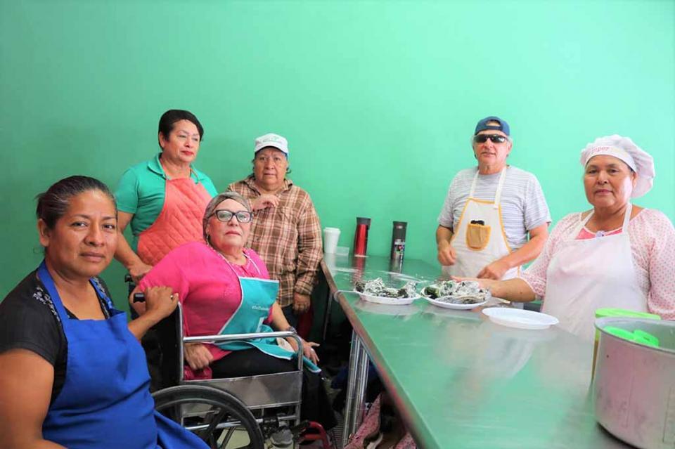 Inició Curso de Gastronomía dirigido a personas con discapacidad y adultos mayores