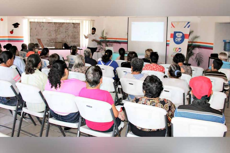 Se promueven hábitos saludables en centros de desarrollo comunitarios en La Paz