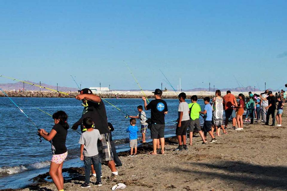Se sensibiliza a niños de Loreto en materia de Pesca Deportiva responsable