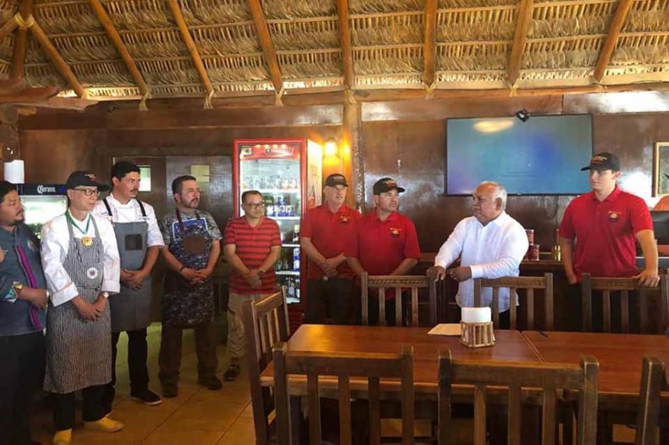 Gobierno Estatal reconoce el trabajo de las cooperativas pesqueras de la zona pacifico norte