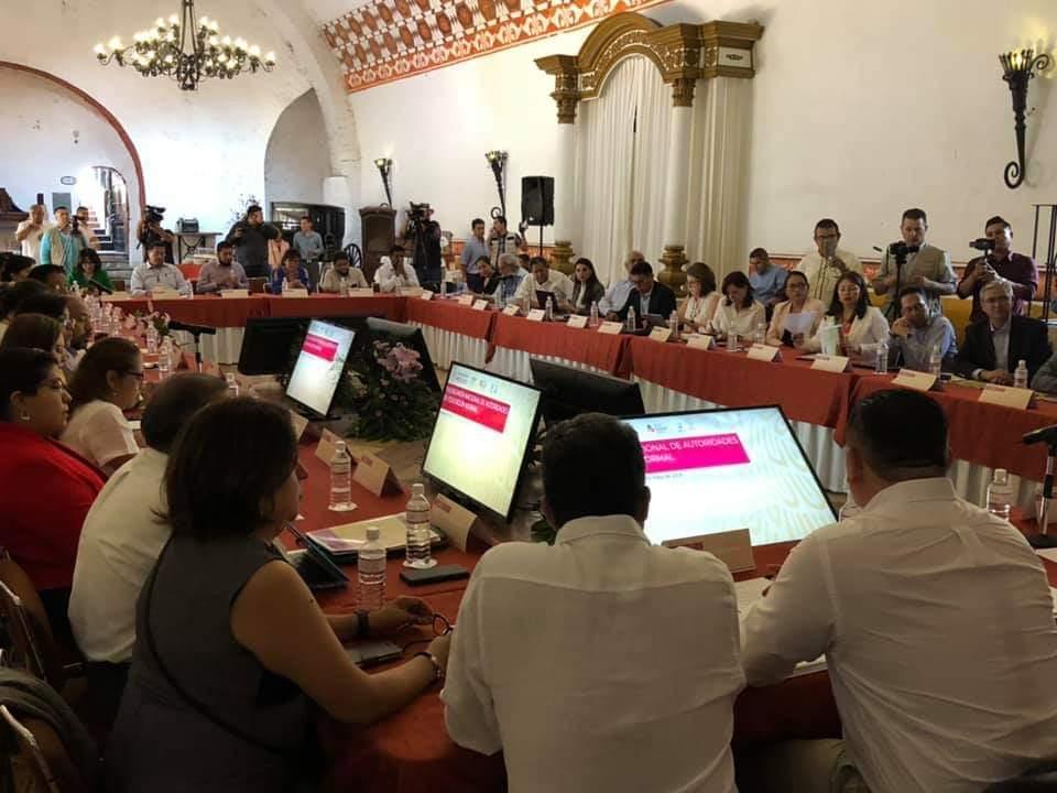 Participa SEP en reunión nacional sobre mejoras de escuelas normales