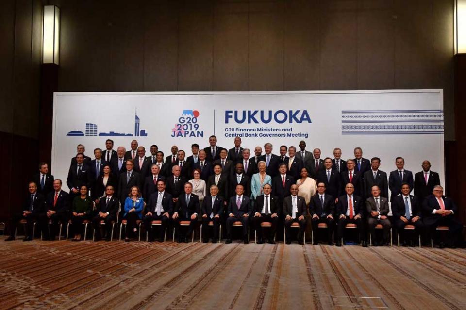G-20 protegerá crecimiento global amenazado por tensiones comerciales