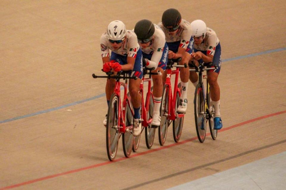 Se integran ciclistas a selección panamericana