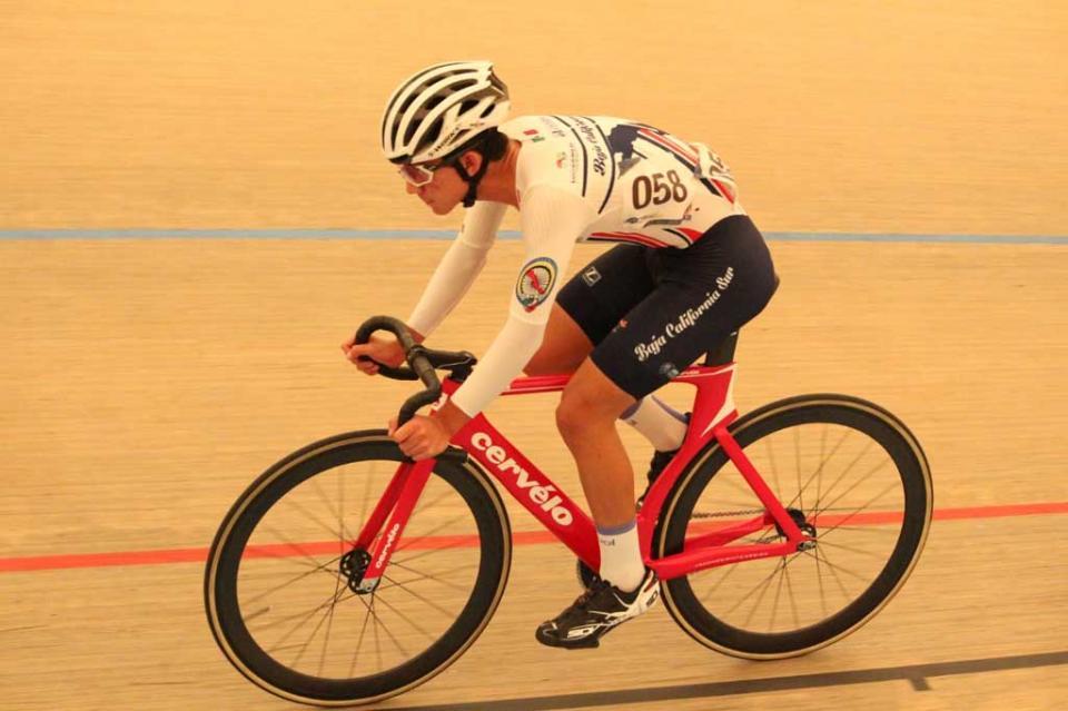 BCS subcampeón nacional de ciclismo