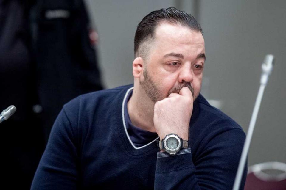 Enfermero alemán sentenciado a cadena perpetua por matar a 85 pacientes