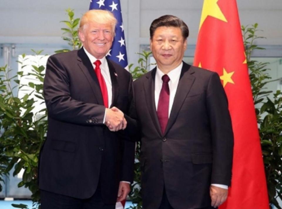 Trump anuncia encuentro con presidente chino en cumbre del G20
