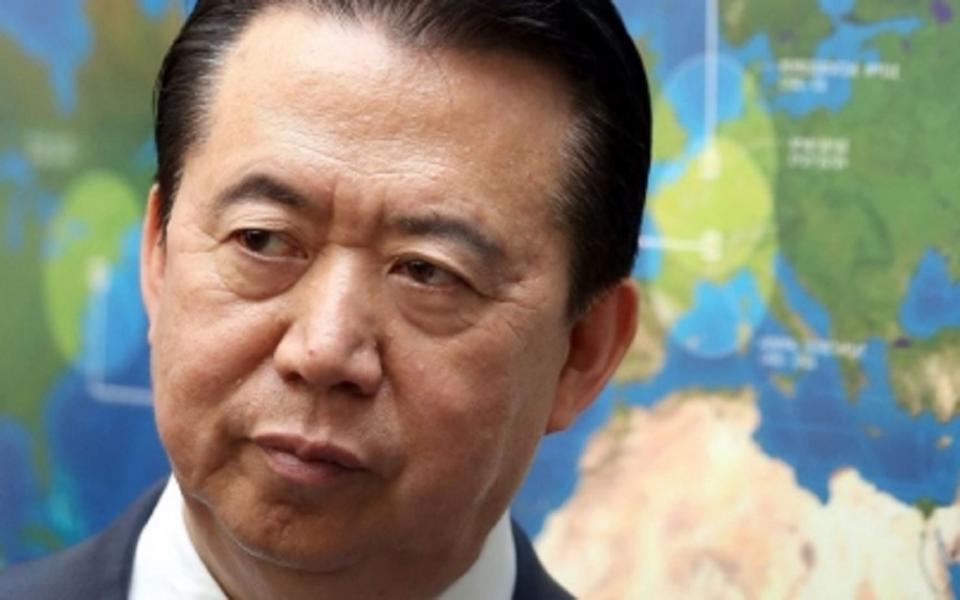 Exjefe de Interpol se declara culpable de recibir sobornos millonarios