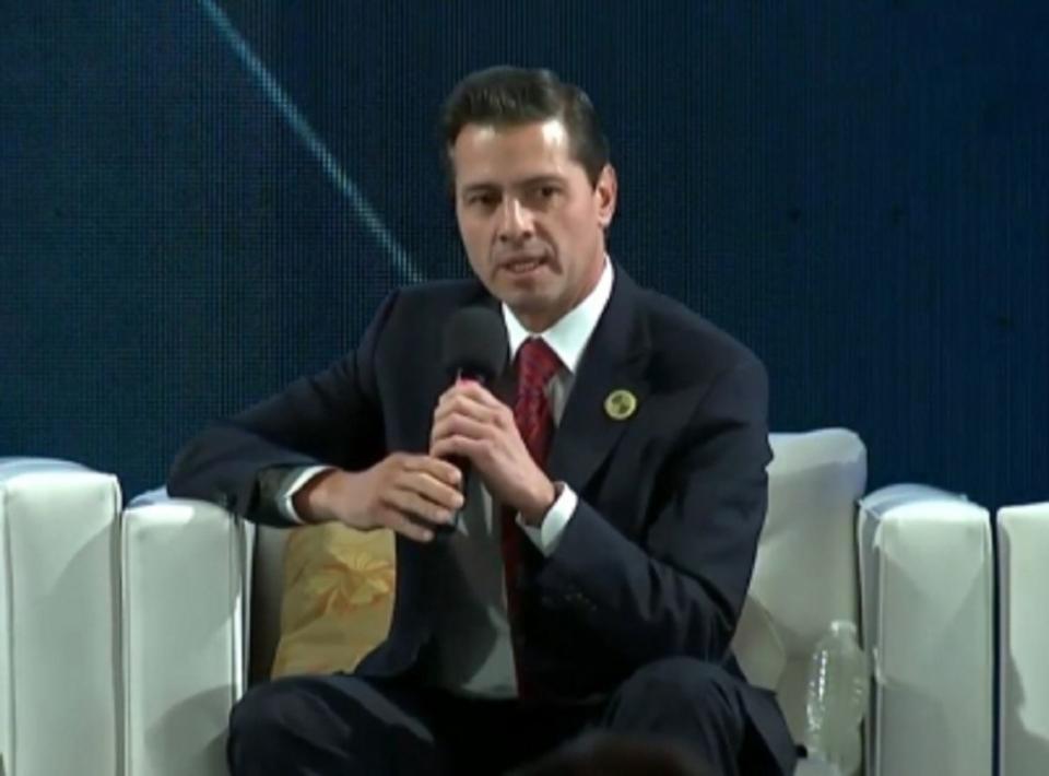 Peña Nieto rechaza investigación en EUA por presunto soborno