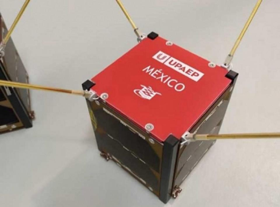 Nanosatélite mexicano llega a NASA para pruebas finales de lanzamiento