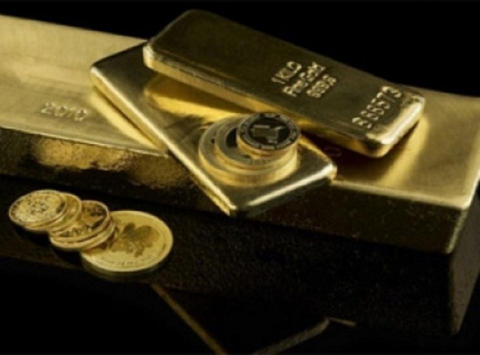 Mejoran expectativas sobre el oro tras anuncio de la Reserva Federal